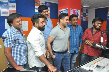 Idi Naa Love Story Movie First Song Launch at Radio City