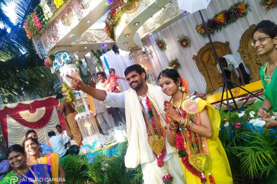 Jabardasth-Mahesh-and-Pavani-Wedding