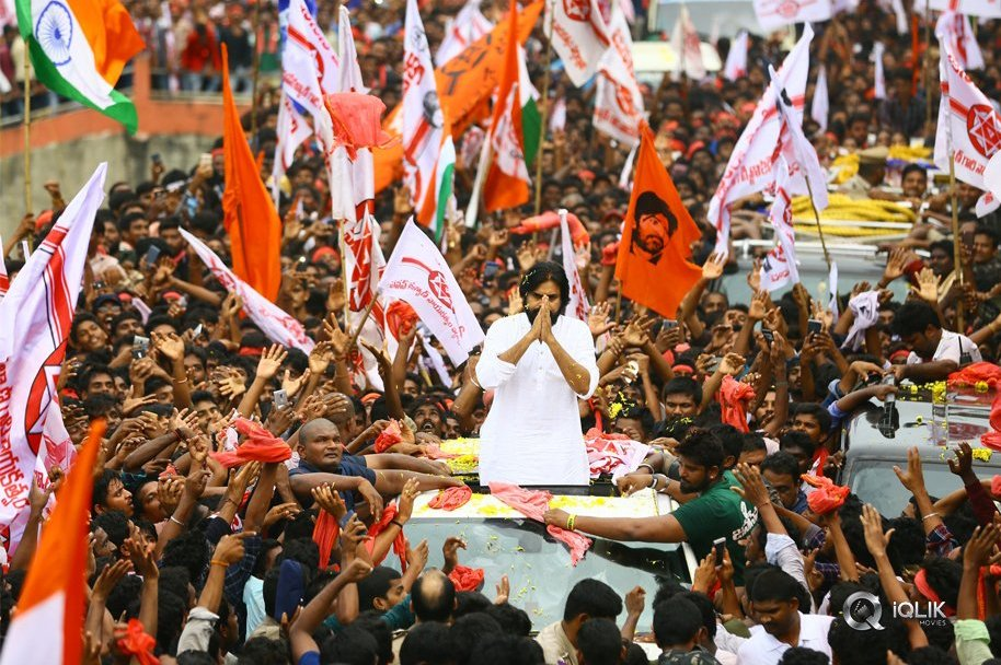 JanaSena-Party-Kawat-Photos