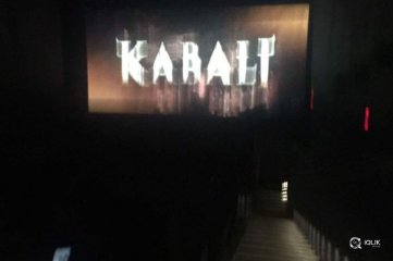Kabali Movie Preview Show In USA