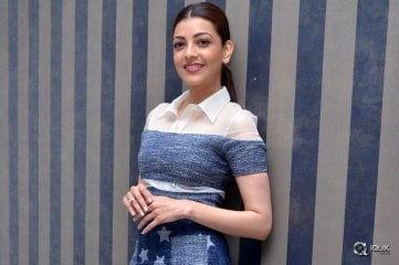 Kajal Aggarwal Interview About Khaidi No 150