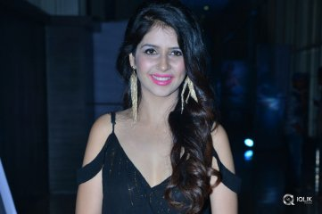 Kashish Vohra at Rogue Movie Audio Launch