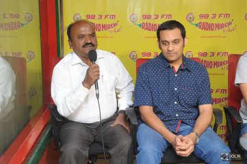 Kerintha Movie Song Launch at Radio Mirchi