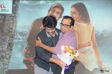 Kick 2 Movie Audio Launch