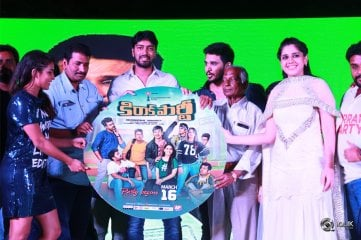 Kirrak Party Movie Audio Launch