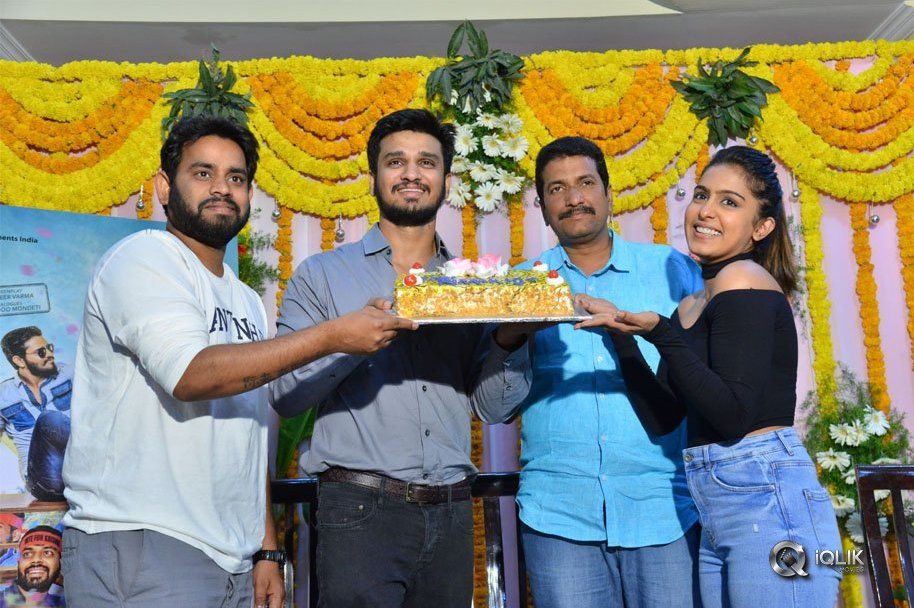 Kirrak Party Movie Success Celebrations