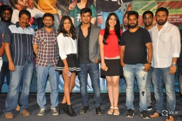 Kirrak Party Movie Teaser Launch Photos