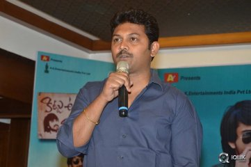 Kittu Unnaadu Jagratha Movie Success Meet