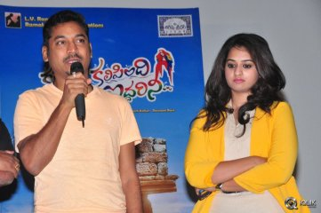 Krishnamma Kalipindi Iddarini Movie Press Meet