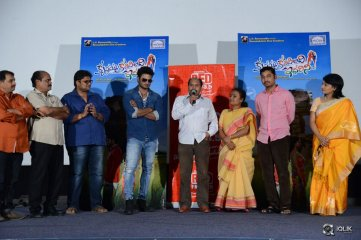 Krishnamma Kalipindi Iddarini Movie Special Show Press Meet
