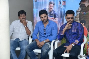 Krishnamma Kalipindi Iddarini Movie Success Meet
