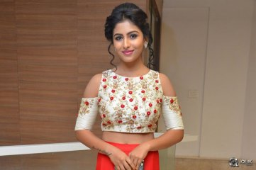 Kruthika Jayakumar At Intlo Dayyam Nakem Bhayyam Movie Trailer Launch