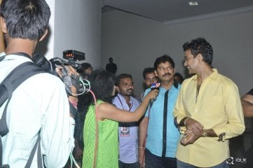 Lion Movie Audio Launch