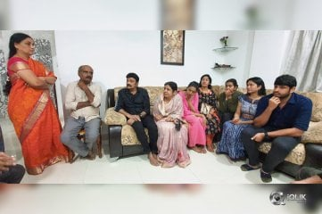 MAA Association Met Disha Family