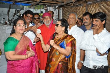 Maa Artist Association Launches Chalivendram At Film Nagar