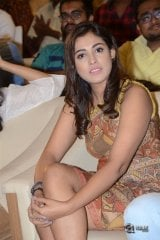 Madhu Shalini at Goodachari Movie Success Meet
