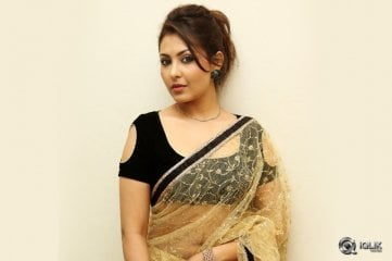 Madhu Shalini at Seethavalokanam Movie Teaser Launch