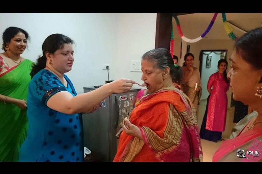 Mahesh Babu's Mother Birthday Celebrations
