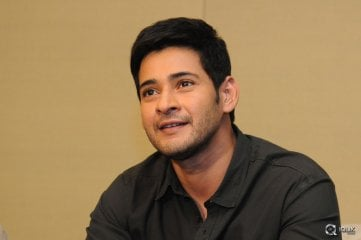 Mahesh Babu at Srimanthudu Movie Press Meet
