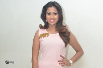 Manali Rathod At Fashion Designer Movie Press meet
