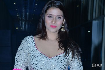 Mannara Chopra At Rogue Movie Audio Launch