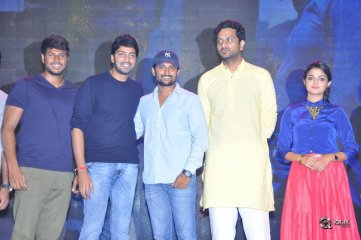 Meda Meeda Abbai Movie Pre Release Function