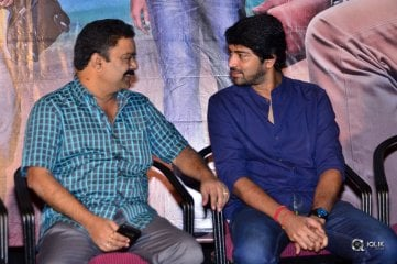 Meda Meeda Abbai Movie Trailer Launch