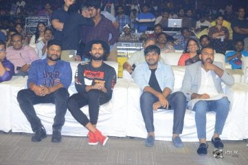 Meeku Maathrame Cheptha Pre Release Event