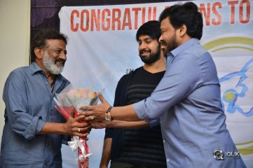 Megastar Chiranjeevi Pressmeet About Vijetha Movie