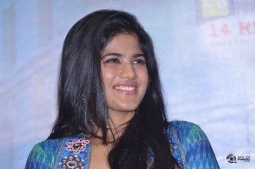 Megha Akash At Lie Movie Success Meet