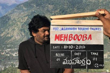 Mehbooba Movie Shoot Started Today in Himachal Pradesh