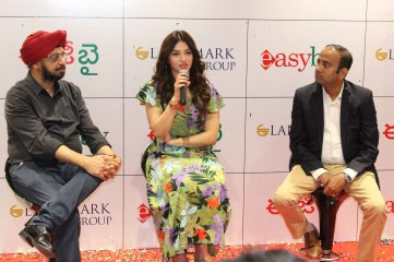 Mehreen Pirzada Launches 13th Store of EasyBuy in Hyderabad