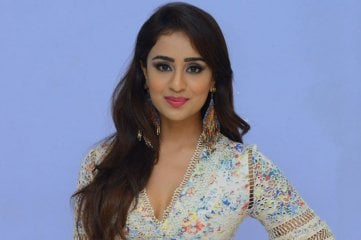 Muskan Sethi at Ragala 24 Gantalalo Movie First Look Launch
