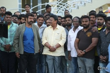 NBK102 Jai Simha Shooting Wrapped Up