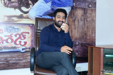 NTR Interview About Janata Garage Movie