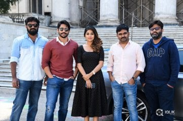 Naga-Chaitanya-and-Maruthi-Movie-Production-No-3-Stills