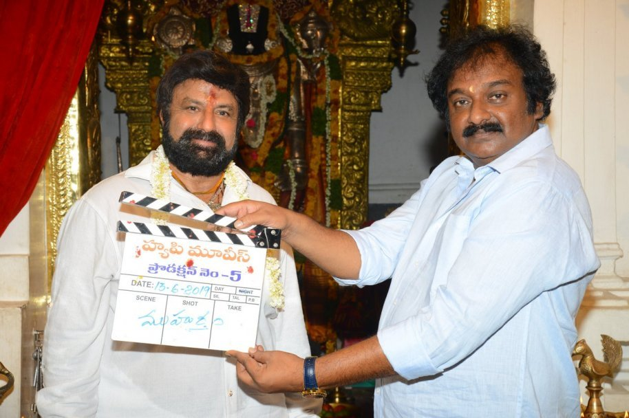 Nandamuri Balakrishna New Movie Opening