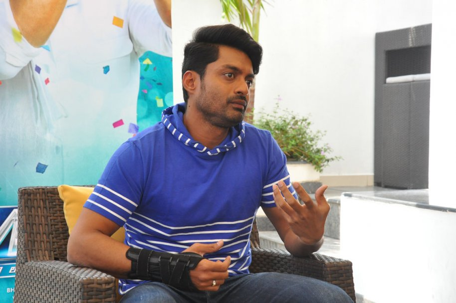 Nandamuri Kalyan Ram Interview