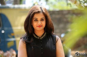 Nanditha at Krishnamma Kalipindi Iddarini Last Day Shooting Press Meet