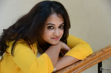 Nanditha at Krishnamma Kalipindi Iddarini Movie Press Meet