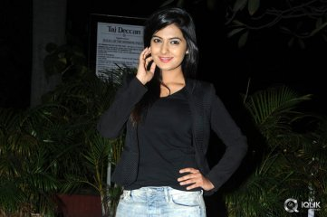 Neha Deshpande at The Bells Movie Audio Launch