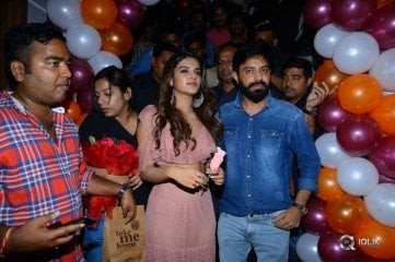 Nidhhi Agerwal Launches Chocolate room Store in Hitex City