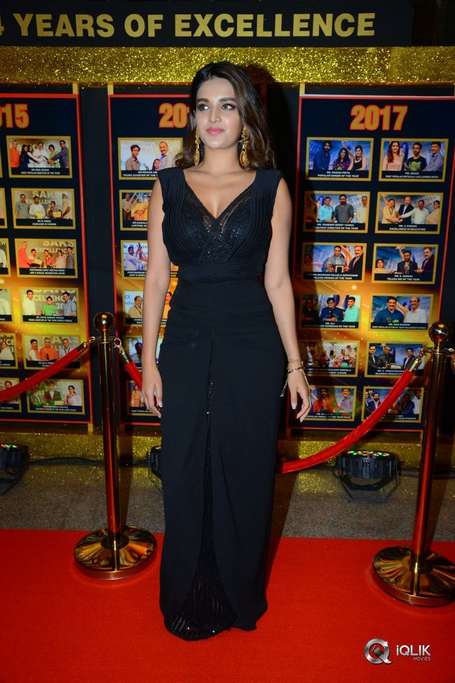 Nidhhi-Agerwal-at-Sakshi-Excellence-Awards-Stills