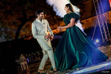 Niharika Chaitanya Pre Wedding Celebration