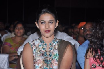 Niharika at Kanche Movie Audio Launch