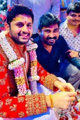 Nithiin Shalini Wedding Gallery