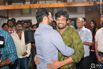 Ntr and Puri Jagannadh Movie Opening