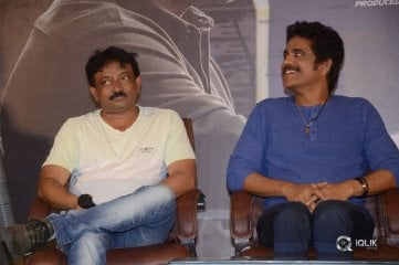 Officer Movie Pressmeet