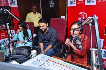 Oxygen Movie Song Launch at Red Fm