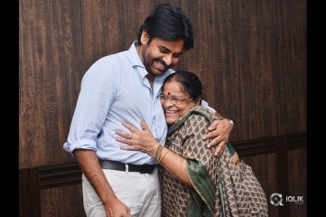 Pawan Kalyan Mother Donation For Janasena Party